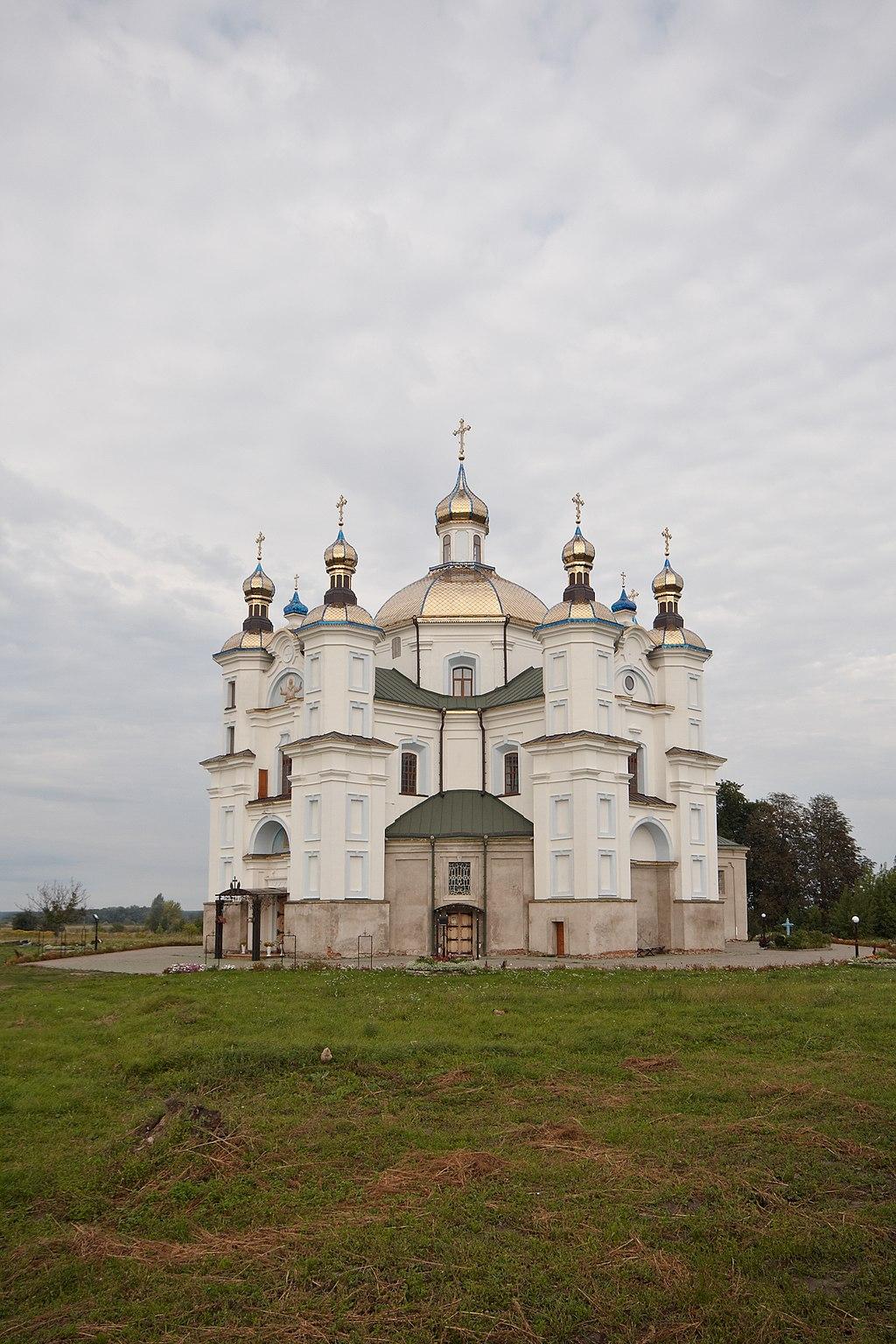 Церква Святої Покрови