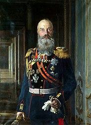 Липгарт, Эрнст Карлович: Портрет великого князя Михаила Николаевича