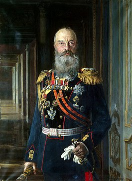 Grand-Duke Mikhail Nikolaïevitch