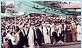 آیت الله زاهد خمیرانی در راهپیمایی حمایت از انقلاب اسلامی.jpg