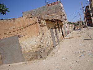 Saïda, Algeria - Image: حي داودي موسى