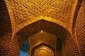 مسجد کاروانسرای دیر گچین که در محل چهارطاقی قدیم دیر ساخته شده - جاذبه های گردشگری استان قم - میراث ملی 21.jpg