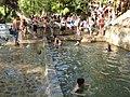 น้ำพุร้อนหินดาด Hindad Hotspring - panoramio (6).jpg