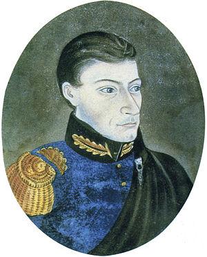 Philipp Franz von Siebold - Portrait of Siebold by Kawahara Keiga, 1820s