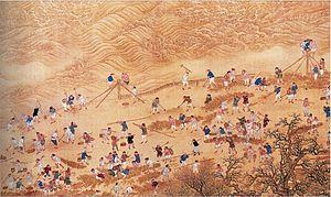 Hanfu movement - Han and Manchu clothing during Qing dynasty