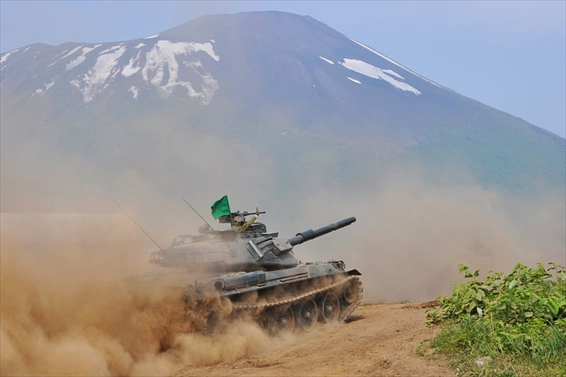 File:方面戦車射撃競技会 (4) 教育訓練等 117.jpg