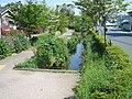 東井堀親水緑道 Higashi-Ibori Waterside Path - panoramio.jpg