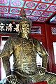 避暑山庄康熙帝铜像.JPG