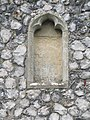-2019-01-07 Niche in the porch on south elevation, Church of Margaret's, Paston.JPG