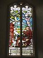 -2019-01-23 Stained glass of the south chancel window, Saint Mary's church, Kelling.JPG