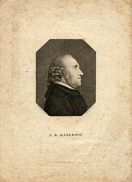 Johann Bernhard Basedow