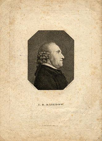 Johann Bernhard Basedow - Johann Bernhard Basedow