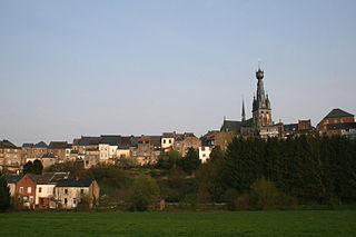Municipality in French Community, Belgium