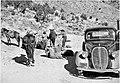 01215 Grand Canyon Historic Mail at Topocoba Hilltop 1938 1938 (6709758691).jpg