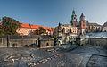 02870 Kraków, zespół Wzgórza Wawelskiego.jpg