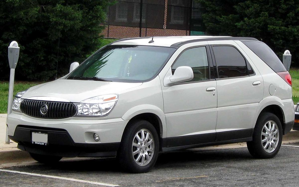 buick rendezvous wikipedia. Black Bedroom Furniture Sets. Home Design Ideas