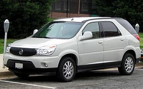 Image illustrative de l'article Buick Rendezvous