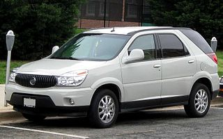Buick Rendezvous Motor vehicle