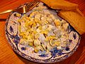 05159 Salad with herring and corn. Sanok.jpg