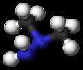 1,1-dimethylhydrazine-3D-balls.png