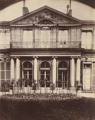 Faubourg Saint-Germain - Hôtel de Rothelin-Charolais