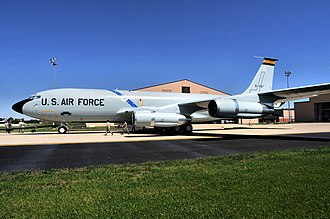 108th Air Refueling Squadron - Image: 108th Air Refueling Squadron Boeing KC 135A BN Stratotanker 59 1487