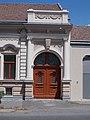 10 Március 15. Square, entry, 2020 Pápa.jpg