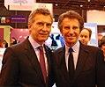11.03.17 Macri y el ex ministro de Cultura de Francia Jack Lang (5535546123).jpg