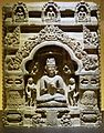 112 Pala Relief with Crowned Buddha (34343073144).jpg