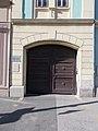11 Kazinczy Square, gate, 2020 Zalaegerszeg.jpg
