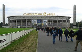 Waldstadion (Frankfurt) Stadium in Frankfurt am Main, Germany