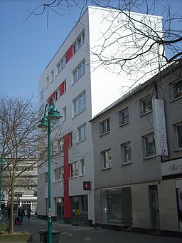 Salvatorweg in Duisburg