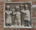 1424 - Bologna - Santi Vitale e Agricola - Rilievo facciata - Cutout.png