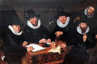 Four Regents of the Groot-Kramergild