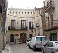 16 Carrer de Santa Teresa, al fons Casa Ceremines.jpg