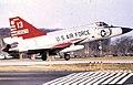 176th Fighter Interceptor Squadron Convair F-102A-75-CO Delta Dagger 56-1279 1970.jpg