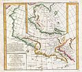 1772 Vaugondy - Diderot Map of California and Alaska ( Anian ^ Quivira ) - Geographicus - Californie-vaugondy-1772.jpg