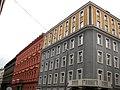 188 Ulice Politických Vězňů, amb l'antiga Societat Minera i Metal·lúrgica.jpg