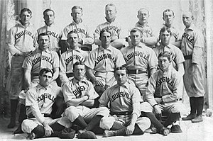 1897 Louisville Colonels season - The 1897 Louisville Colonels