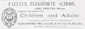 1898 Faelten SteinertHall Boston ad NewtonMA BlueBook.png