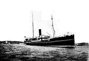 SS Haimun - Image: 1905 SS Haimun