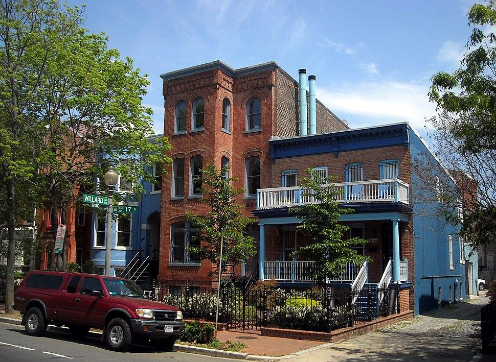 1915 - 1921 17th Street, N.W.