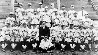 Florida Gators baseball - A picture of the 1924 Baseball team