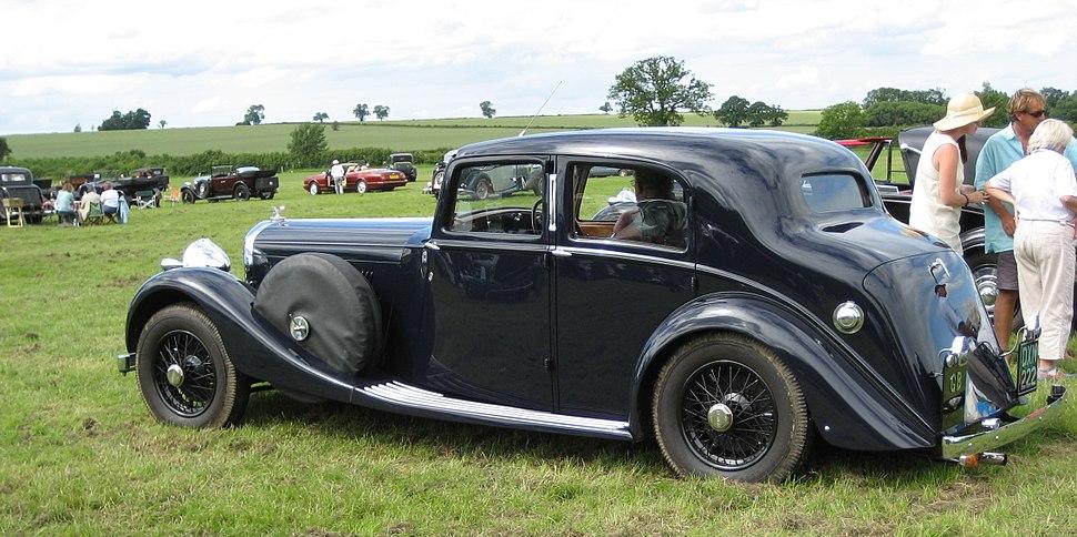 1937 Bentley 4-14 Litre 6069437050 (cropped)