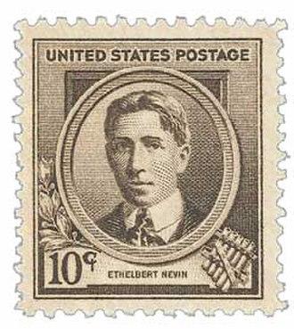 Ethelbert Nevin - 1940 Nevin stamp