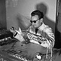 1958 Maitre verrier au CNRZ-5-cliche Jean Joseph Weber.jpg