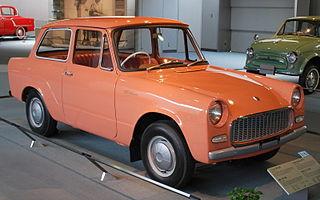 Toyota Publica Motor vehicle