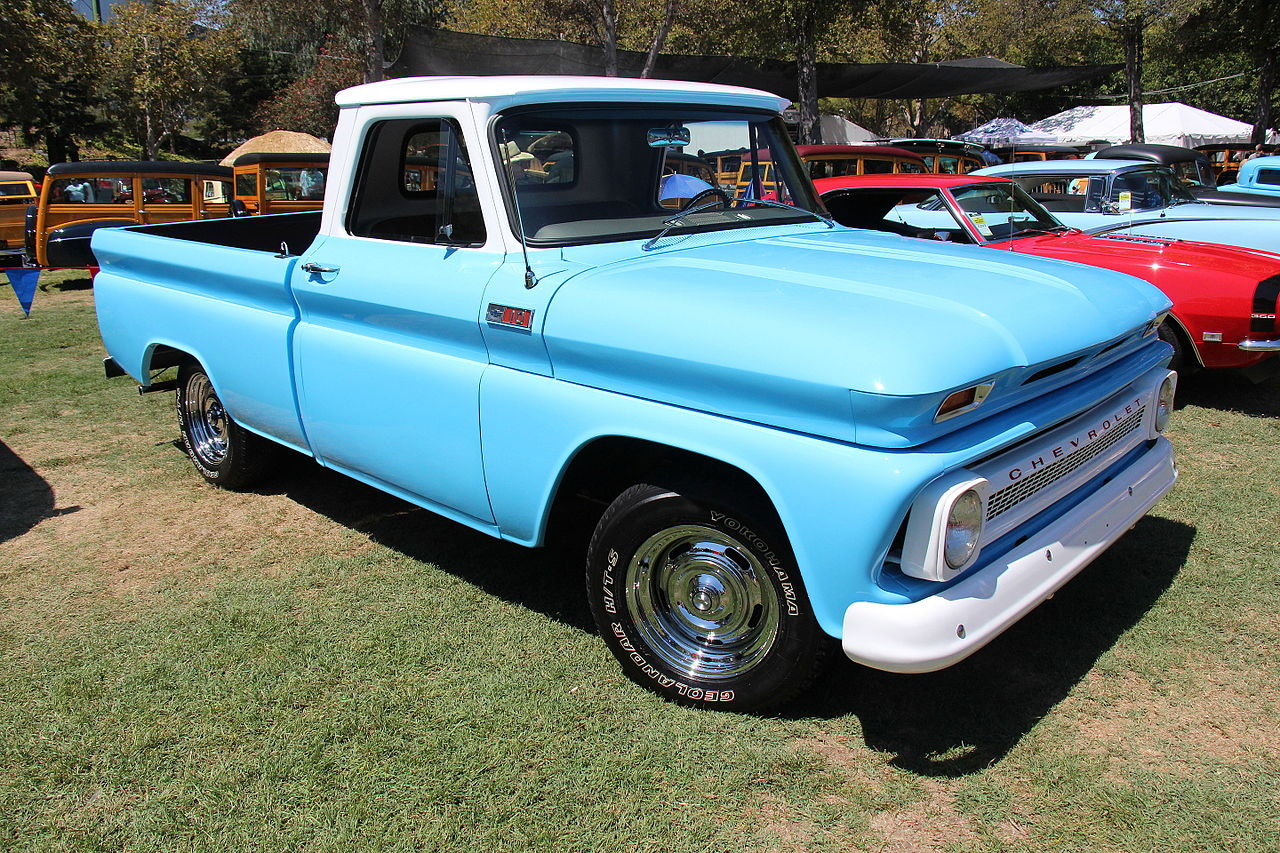 All Chevy chevy c10 wiki : File:1965 Chevrolet C10 Fleetside Pickup (21331202475).jpg ...