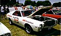1969 AMC AMX Pikes Peak car at Kenosha show.jpg