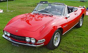 Fiat Dino - 1970 Fiat Dino 2400 Spider